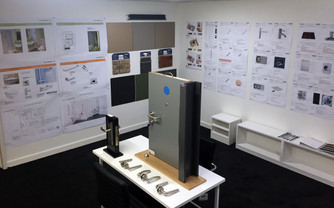 Sample Room Complete @ Sheffield