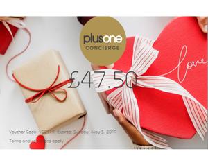 Perfect Valentine's Day Gift Voucher idea