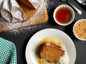 Martha Stewart's Brown-Sugar Pound Cake