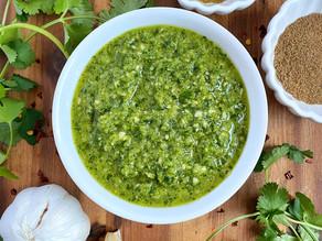 Green Skhug Sauce