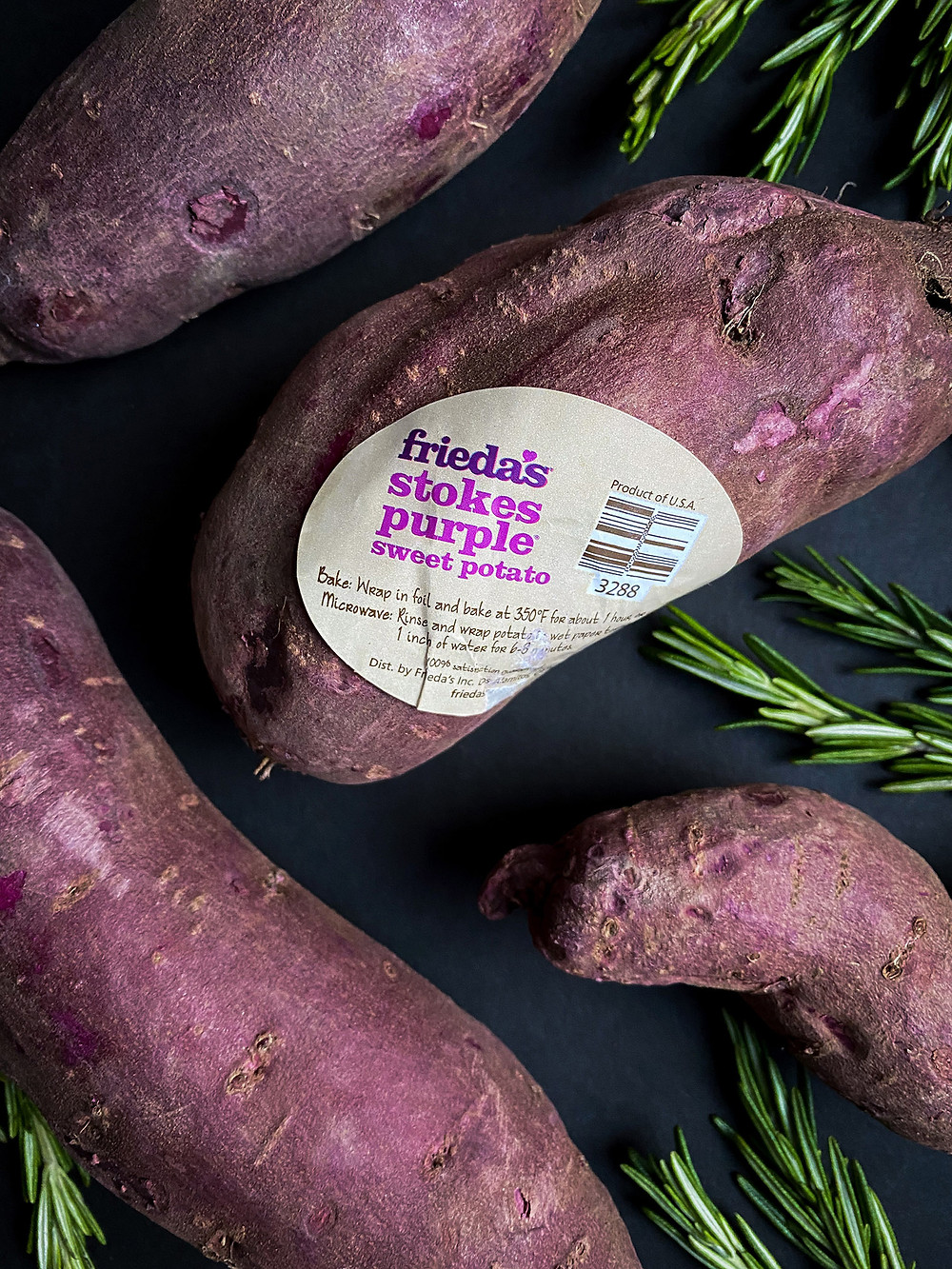 Frieda's Stokes Purple Sweet Potato