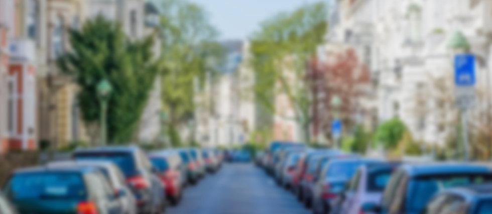 Mit Halteverbotsschilder Parkplatz freihalten
