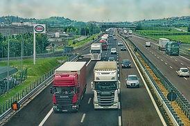 Viel Verkehr in Düsseldorf