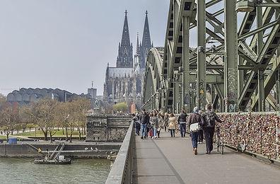 Köln - Millionenstadt