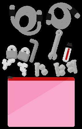 Zubehör-Tasche Halteverbot