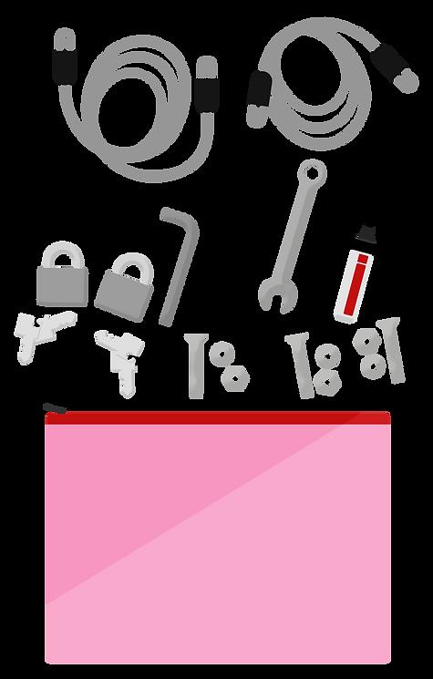 Halteverbot Komplett-Set