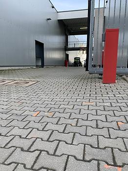 Halteverbotsschilder mieten Frankfurt