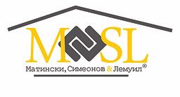 МСЛ ГРУП & Имоти ООД, лого, кирилица