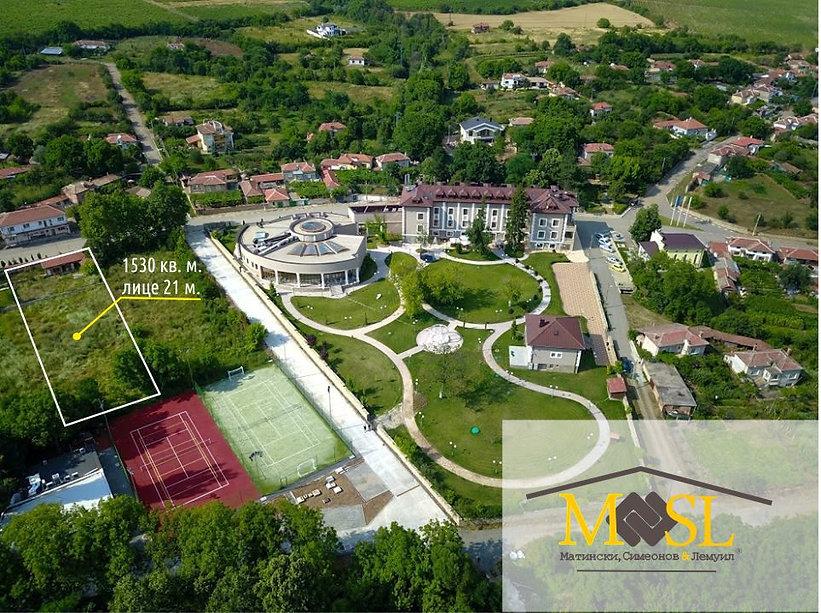 Топ парцел от 1530 кв.м. в село Могилово