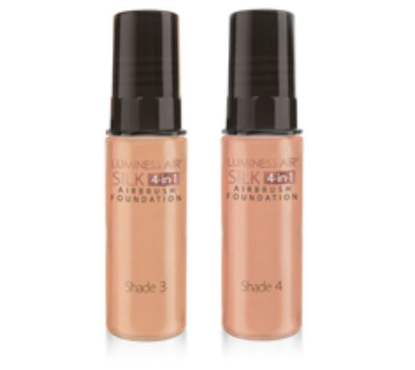 Luminess Air Silk 4 in 1 foundation