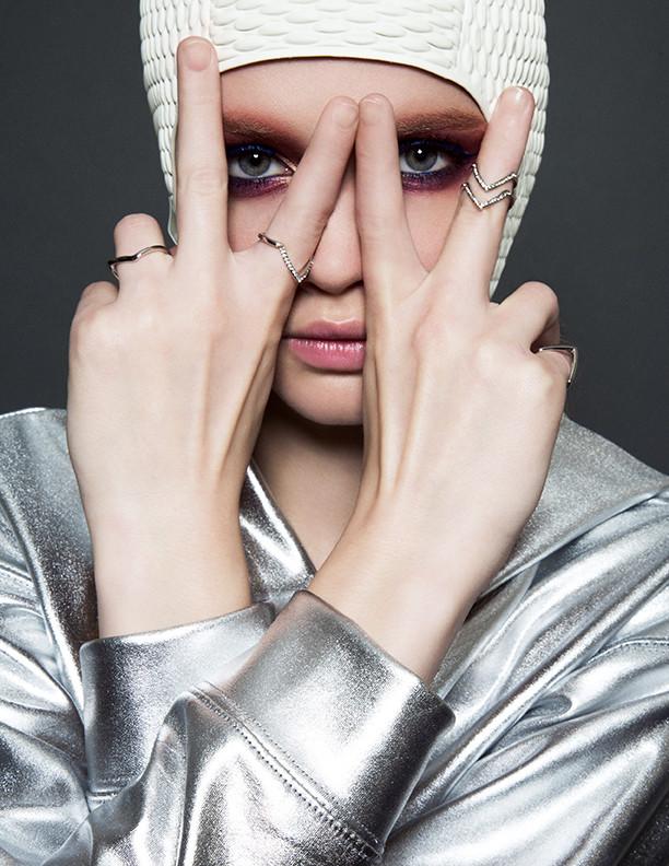 Fashion makeup Houston