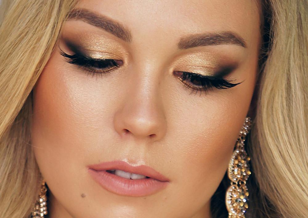 Oscars Inspired Makeup by Anna Kalita