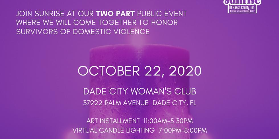Sunrise of Pasco's 24th Annual Candlelight Vigil
