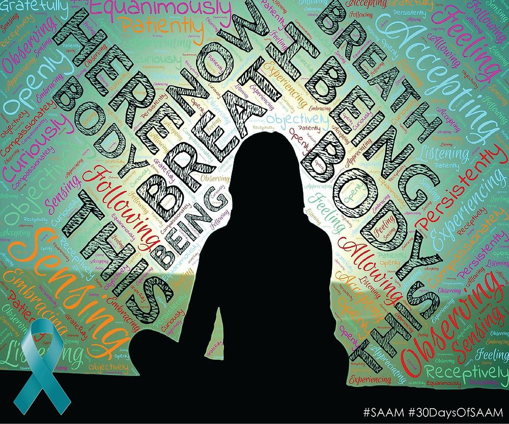 meditation illustration