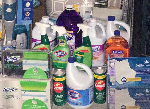 United Way of Pasco's Relief Efforts