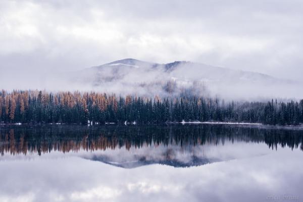 Nancy Greene Lake