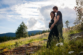 Nelson BC Maternity Photography
