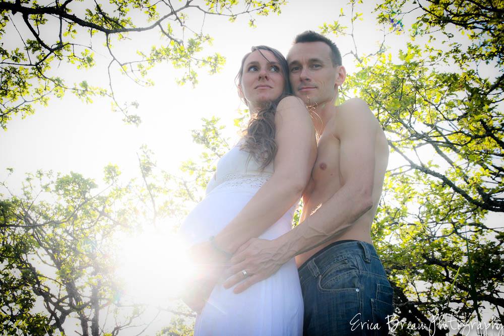 Victoria BC Maternity Photography