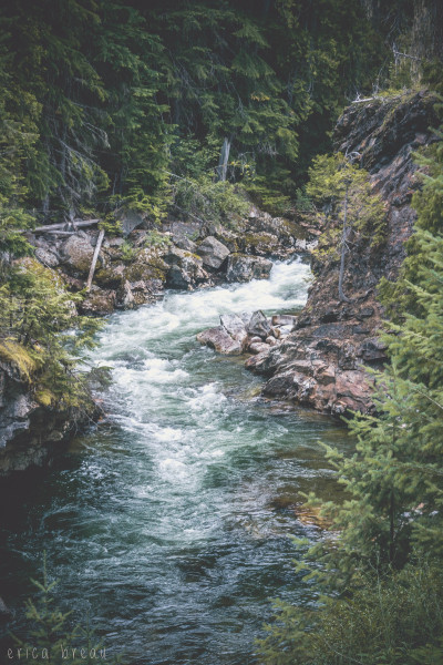 Koch Creek Falls