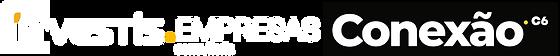 Logotipo Investis - Branco (fundo transp