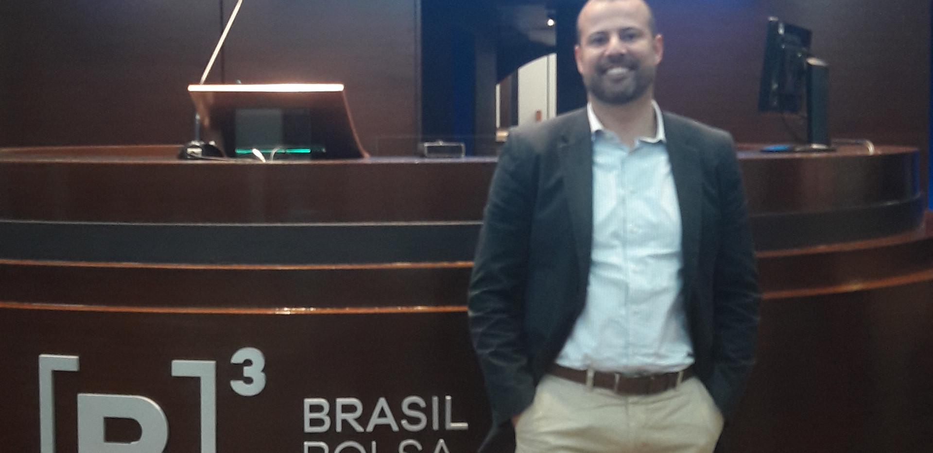 Visita a B3 - São Paulo