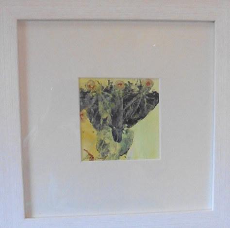"""Leaves"" Watercolour 12""x12"" £50"