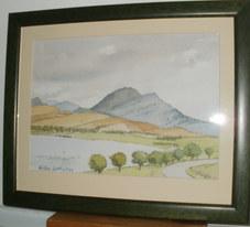 """On the Isle of Skye"" 13""x11"" Watercolour £60"