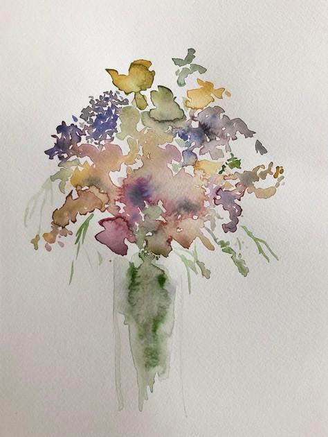 Second prize: Beatriz Martin-Andrade - Flowers