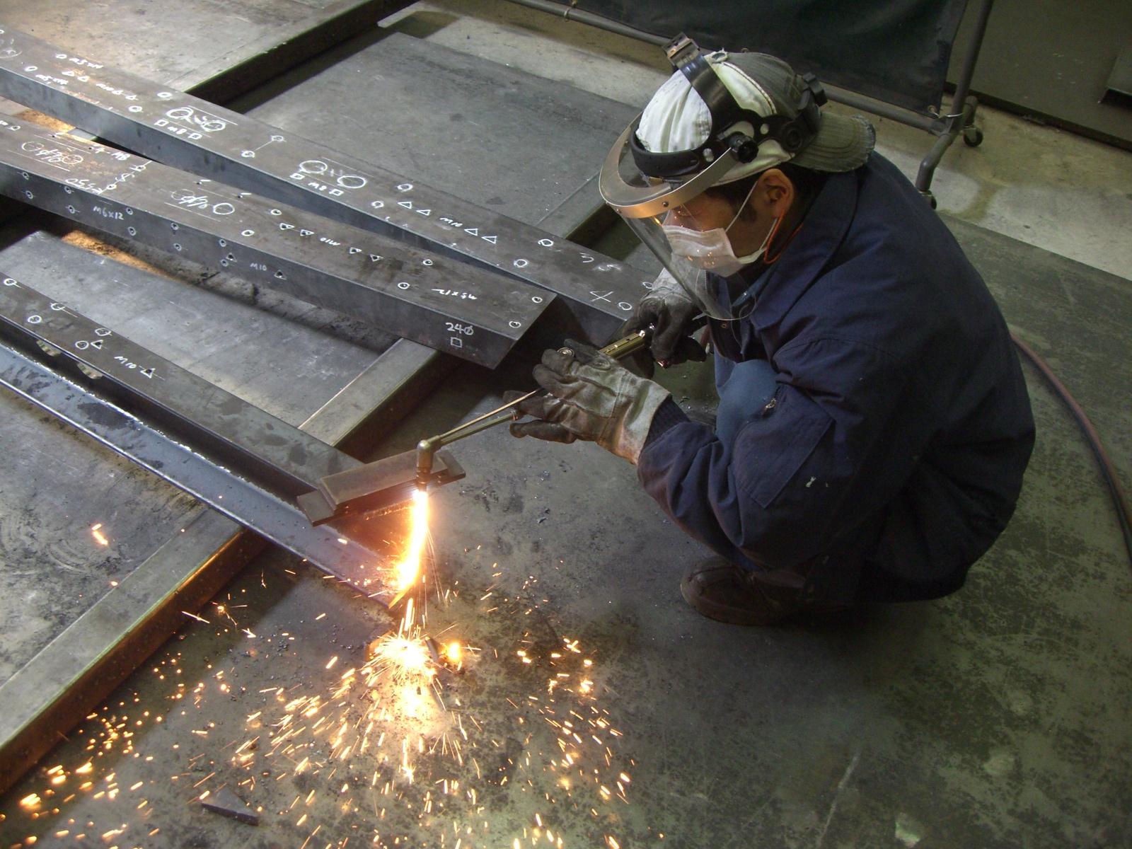 第2工場 精密板金・製缶加工事業所