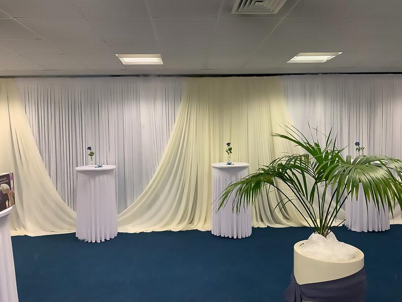 Backdrop stage Decoration