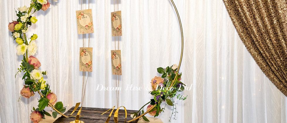 100cm Cake Hoop stand