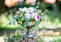 045-antique-vintage-metal-urn-pedestal-b