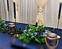 Wedding Party Decorations and Styling