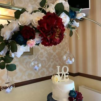 Cake Decoration Area