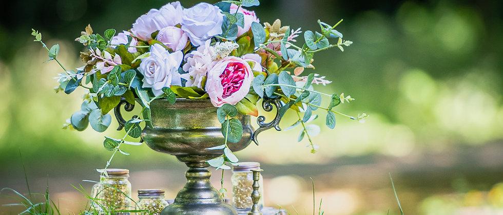 Pedestal Urn  Bowl