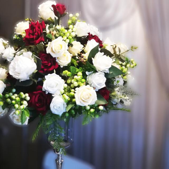 Artificial Flowers Centrepieces