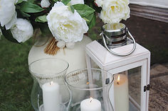 Candle holders for your venue styling