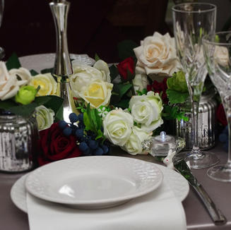 Table Decoration by Dream Hire & Deco