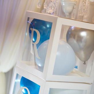 Baby Shower Letter Box