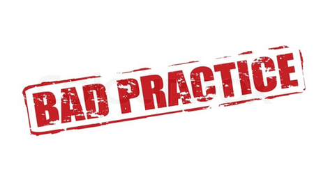 8 Customer Success Bad Practices to Stop Now