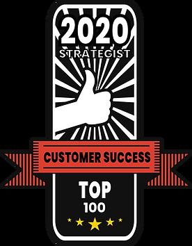 2020 Top 100 Customer Success Strategist