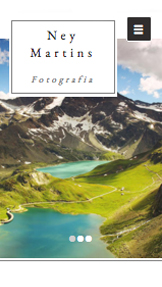 Viagens e Documental website templates – Mostra Fotográfica