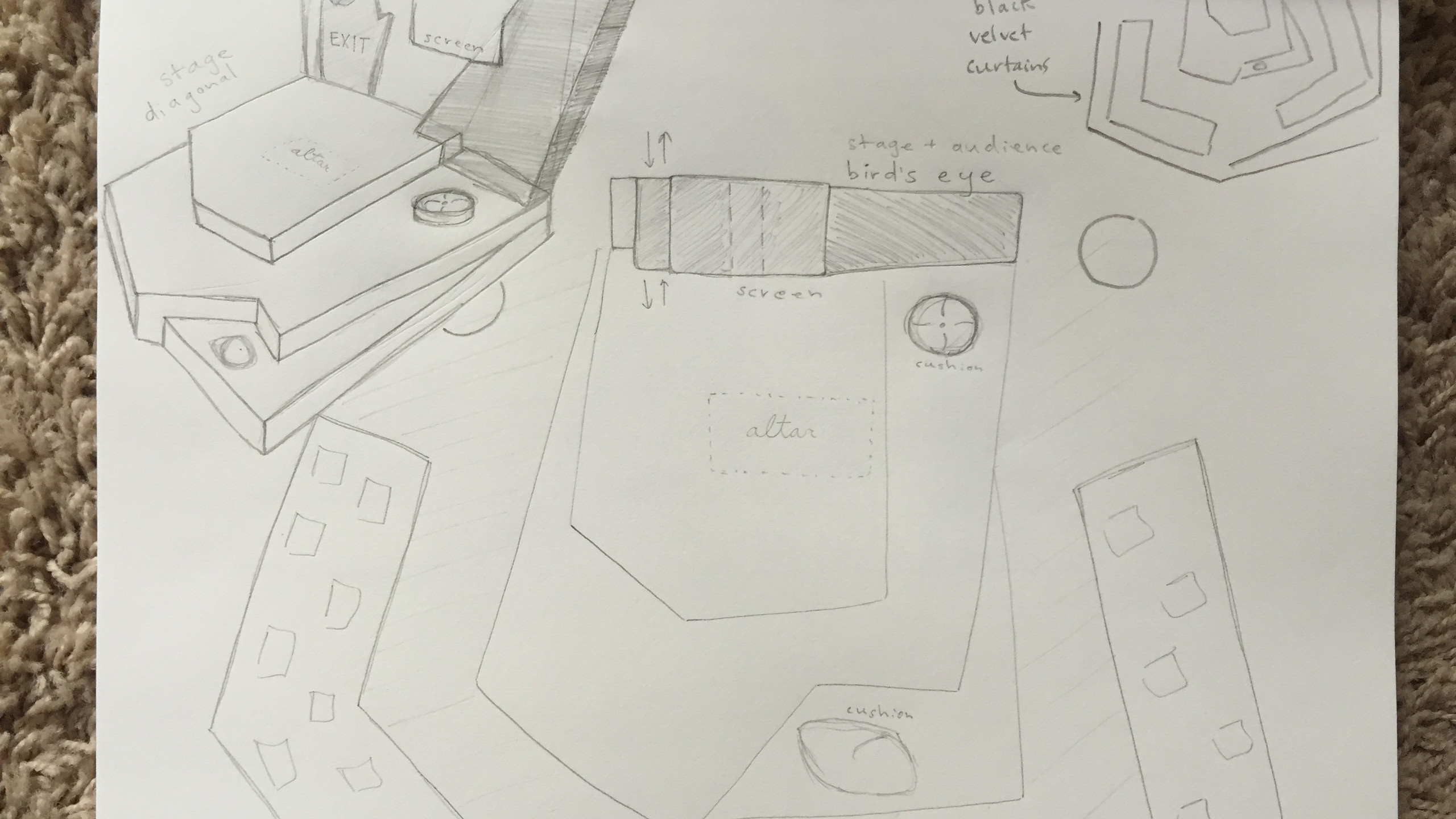 Here are other perspectives of my design.