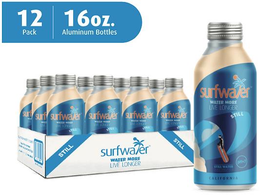 Surfwater STILL  (12 x 16oz Bottles)