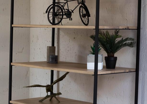 5 Tier Standing Shelf
