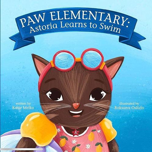 Paw Elementary Astoria Learns To Swim
