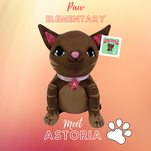Astoria Plush