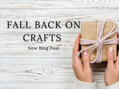 Fall Back On Crafts