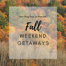 8 Perfect Fall Getaways