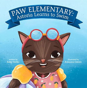 Paw Elementary. Astoria - Front Cover.jp